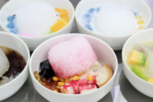 Read more about the article ของหวานดับร้อน อร่อยสดชื่น
